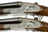 HOLLAND & HOLLAND ROYAL BEST SIDELOCK, 12 GAUGE pair