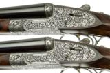 HOLLAND & HOLLAND ROYAL DELUXE SXS PAIR 1979 GAME CONSERVANCY 12 GAUGE