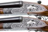 HOLLAND & HOLLAND ROYAL DELUXE PAIR 20 & 28 GAUGE