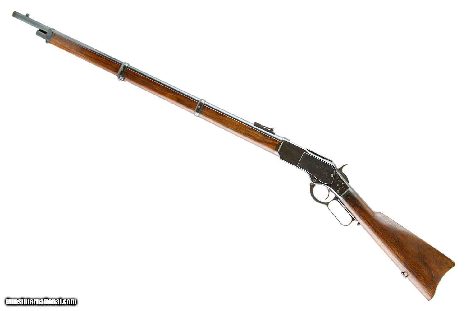 Military Guns For Sale >> WINCHESTER 1873 MUSKET 44-40