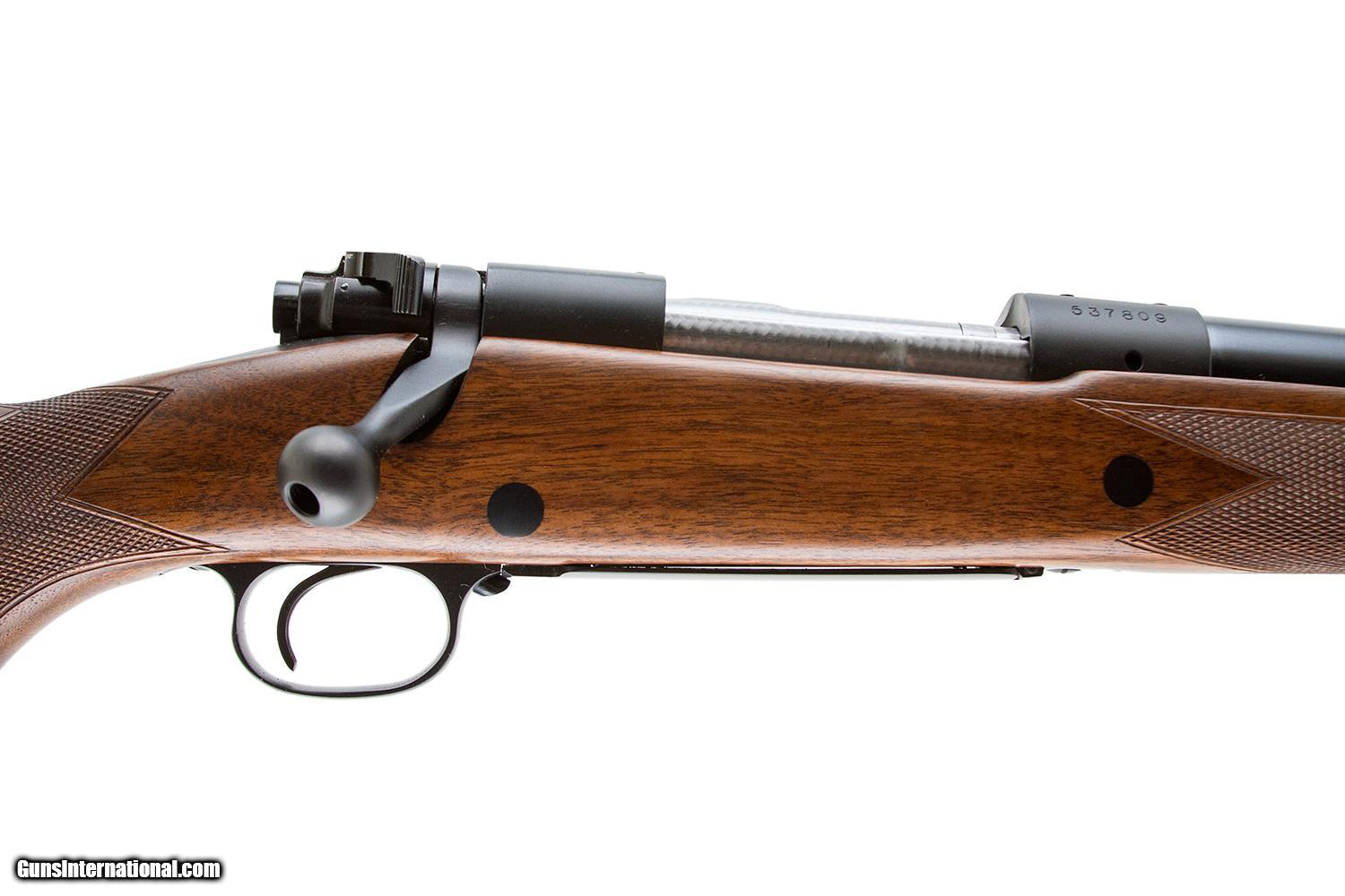 WINCHESTER MODEL 70 AFRICAN PRE 64 458 WIN MAG IN BOX