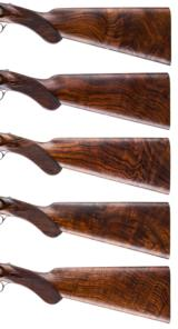 HOLLAND & HOLLAND - 5 GUN SET, 12-12-20-28-410 GAUGE - 15 of 15