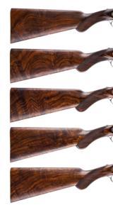 HOLLAND & HOLLAND - 5 GUN SET, 12-12-20-28-410 GAUGE - 14 of 15