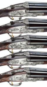 HOLLAND & HOLLAND - 5 GUN SET, 12-12-20-28-410 GAUGE - 8 of 15