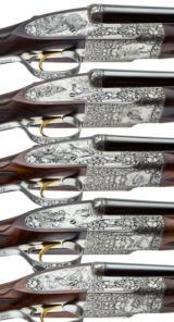 HOLLAND & HOLLAND - 5 GUN SET, 12-12-20-28-410 GAUGE - 5 of 15