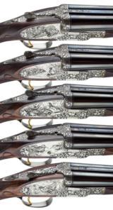 HOLLAND & HOLLAND - 5 GUN SET, 12-12-20-20-28 GAUGE - 8 of 15