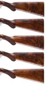 HOLLAND & HOLLAND - 5 GUN SET, 12-12-20-20-28 GAUGE - 15 of 15