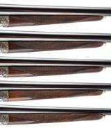 HOLLAND & HOLLAND - 5 GUN SET, 12-12-20-20-28 GAUGE - 12 of 15