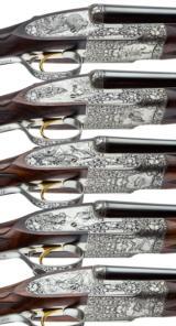 HOLLAND & HOLLAND - 5 GUN SET, 12-12-20-20-28 GAUGE - 4 of 15