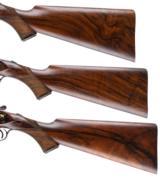 PURDEY BEST OVER UNDER 3 GUN SET 410-28-20 - 16 of 17