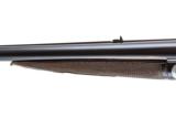 MANTON & CO HAMMER DOUBLE RIFLE 470 NITRO - 12 of 15