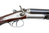 MANTON & CO HAMMER DOUBLE RIFLE 470 NITRO