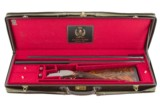 LUCIANO BOSIS MICHELANGELO OVER UNDER 20 GAUGE WITH EXTRA BARRELS - 2 of 18