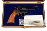 SMITH & WESSON MODEL 19-3 TEXAS RANGER 357 MAGNUM
