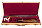 winchester model 21 28 gauge with extra 20 gauge barrels - 2 of 16