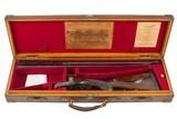 MANTON & CO BEST BOXLOCK DOUBLE RIFLE 470 NITRO - 2 of 18