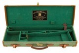Vintage Original Holland & Holland Double Rifle Case