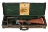 WESTLEY RICHARDS MODEL 1897 TAKEDOWN FARQUHARSEN 450 3 1/4 - 2 of 17