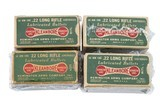 Remington Kleanbore Dog Bone 22LR 4 Boxes
