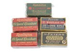 Vintage Remington Assorted Boxes - 1 of 1
