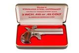 AMERICAN DERRINGER MODEL 4 410 45 COLT