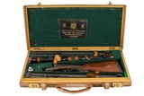 HOLLAND & HOLLAND DOMINION GRADE 500-465 WITH EXTRA 375 H&H RIMLESS MAG BARRELS - 22 of 22