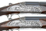 ABBIATITICO & SALVINELLI SOVEREIGN PAIR SPORTING GUNS 12 GAUGE