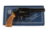 SMITH & WESSON MODEL 33 REGULATION POLICE 38 SPECIAL