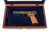 SMITH & WESSON MODEL 41 50TH ANNIVERSARY 22 LR