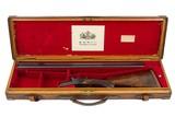 I.HOLLIS & SONS BOXLOCK DOUBLE RIFLE 303 BRITISH - 2 of 17