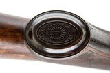I.HOLLIS & SONS BOXLOCK DOUBLE RIFLE 303 BRITISH - 16 of 17