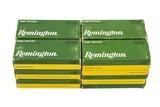Remington 221 Fireball 50 GR PTD Soft Point