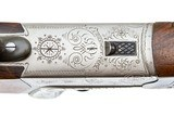KRIEGHOFF TECK OVER UNDER DOUBLE RIFLE 9.3X74R - 10 of 16