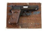 MANURHIN WALTHER PPK LIGHTWEIGHT 7.65 (32 AUTO) NEW IN BOX - 1 of 8