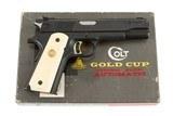 COLT GOLD CUPTROPHY NATIONAL MATCH 45
