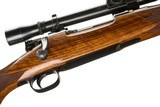 GRIFFIN & HOWE CUSTOM SPRINGFIELD 22 HORNET TOM SELLECK COLLECTION - 4 of 17