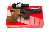 HAMMERLI MODEL 280 22LR WITH EXTRA 32 S&W BARREL