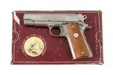 COLT MK IV SERIES 80 COMBAT COMMANDER 45 ACP - 1 of 8