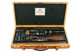 """WOODWARD BEST PRE WAR DOUBLE RIFLE 450-4003""""WITH EXTRA 470 BARRELS WITH TARGETS AND LOAD DATA BY KEN OWEN - 2 of 23"""