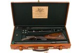 R.B.RODDA BEST SIDELOCK DOUBLE RIFLE 450-400 WITH EXTRA 500 NE BARRELS WITHTARGETS AND LOAD DATA BY KEN OWEN - 2 of 20