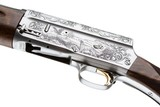 BROWNING LIGHT 20 BELGIUM CUSTOM SHOP LIMITED EDITION AUTO V 20 GAUGE - 13 of 15