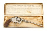 SMITH & WESSON LADYSMITH HAND EJECTOR 22 LONG