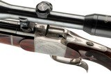 HARTMANN & WEISS TAKEDOWN SINGLE SHOT RIFLE 300 H&H WITH EXTRA 22-250 BARREL - 8 of 19