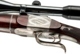 HARTMANN & WEISS TAKEDOWN SINGLE SHOT RIFLE 300 H&H WITH EXTRA 22-250 BARREL - 14 of 19