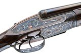 HOLLOWAY & NAUGHTON PREMIER SXS 12 GAUGE WITH AN SET OF BARRELS - 6 of 20