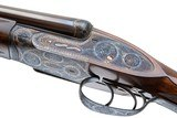 HOLLOWAY & NAUGHTON PREMIER SXS 12 GAUGE WITH AN SET OF BARRELS - 7 of 20