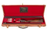HOLLOWAY & NAUGHTON PREMIER SXS 12 GAUGE WITH AN SET OF BARRELS - 20 of 20