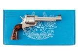 FREEDOM ARMS MODEL 757 PREMIER GRADE 475 LINEBAUGH