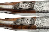 PURDEY BEST EXTRA FINISH OVER UNDER PAIR 12 GAUGE BOTH GUNS WITH AN