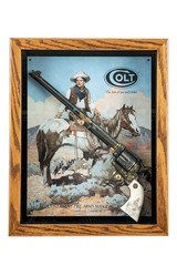 """""""TEX & PATCHES"""" COLT BUNTLINE SPECIAL 12"""" - .45 CALIBER COLT IN PRESENTATION CASE BY MICHAEL DUBBER - 1 of 15"""